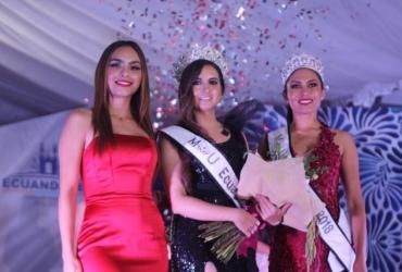 Jaqueline Leyva ganadora de  Mexicana Universal Ecuandureo