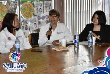 En Sahuayo implementan acciones en beneficio de mujeres en situación de cárcel