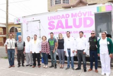 Inauguran jornada de mastografía en la comunidad Sauz de Abajo