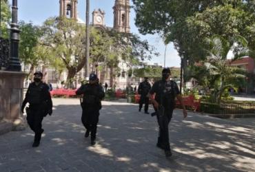 Seguridad Pública pide a zamoranos quedarse en casa